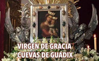 Procesión de la Virgen de Gracia