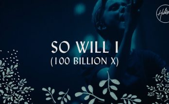 So Will I - Hillsong Worship | MÚSICA CRISTIANA