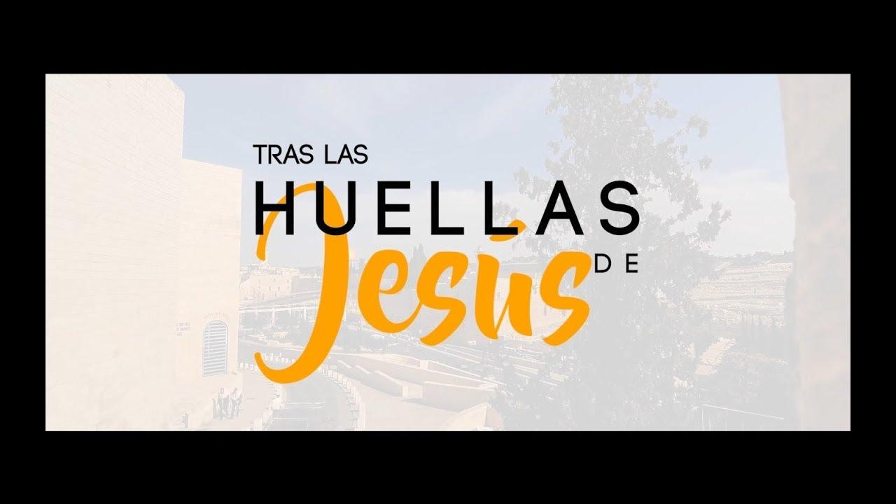 Tras las huellas de Jesus y la Virgen María en Tierra Santa