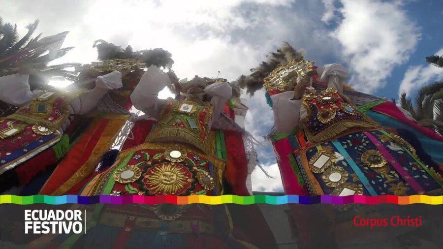 Ecuador celebra la Octava del Corpus Christi