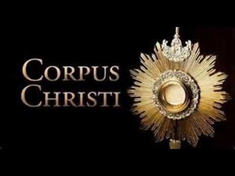 Alma de Cristo - Canto para la fiesta del Corpus Christi