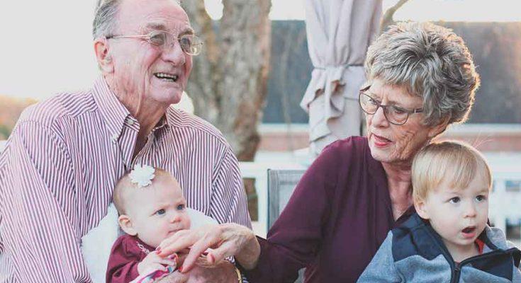 26 de julio | Dia de los abuelos