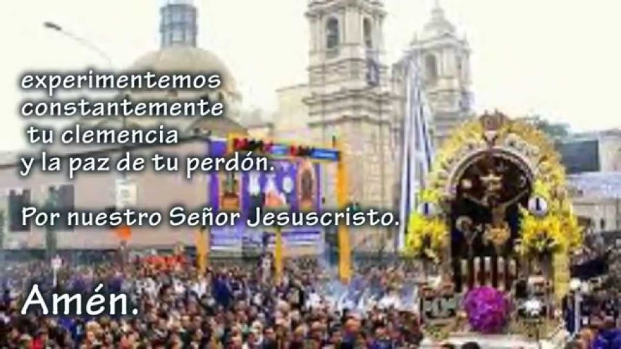 Recorridos Procesionales del Señor de los Milagros -En un trabajo en conjunto con todos los estamentos, el Mayordomo de laHSMN, Manuel Orrillo, anunció los detalles de los recorridos del Señor de los Milagros y actividades del #Mes Morado