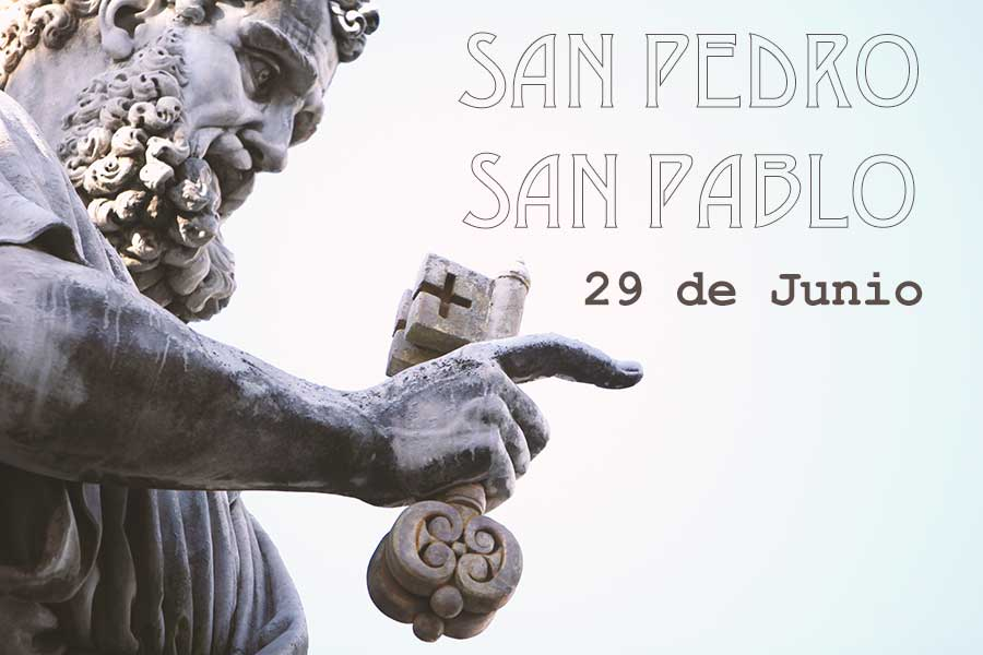 San Pedro y San Pablo 29J