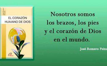 Libro: EL CORAZÓN HUMANO DE DIOS deJosé Romero Peinado