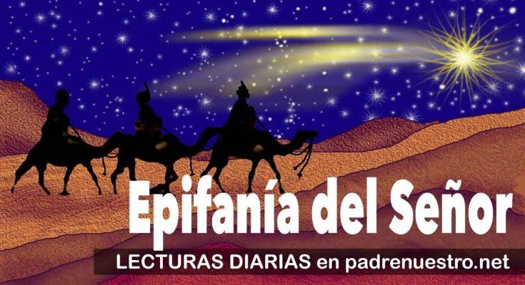 Guión Solemnidad de la Epifanía del Señor