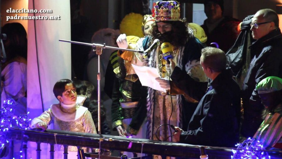 VÍDEOS de los Discursos de sus majestades los Reyes Magos a los niños