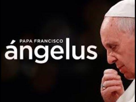 Oración del Ángelus por el Papa Francisco