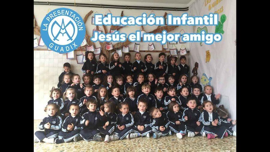"""Canción infantil """"Jesús el mejor amigo"""""""