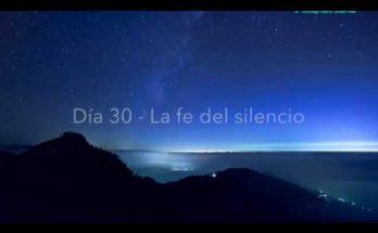 Camino de Cuaresma - La fe del silencio