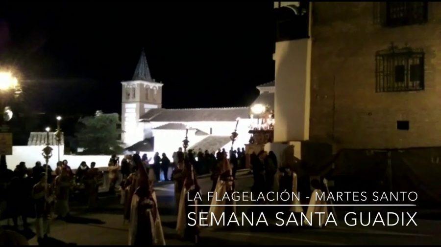 Martes Santo - La Flagelación de Guadix
