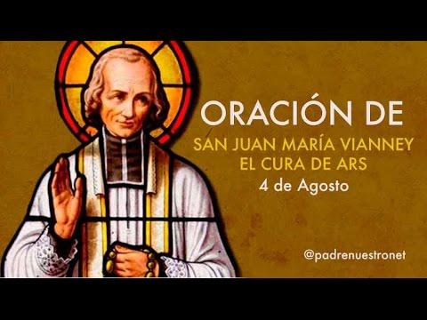 Oración del Santo cura de Ars San Juan María Vianney