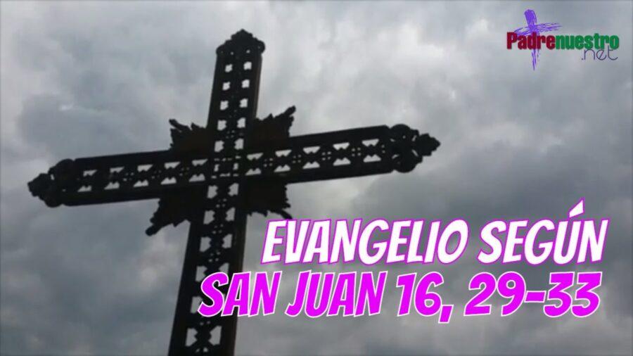 Evangelio del día 25 de Mayo
