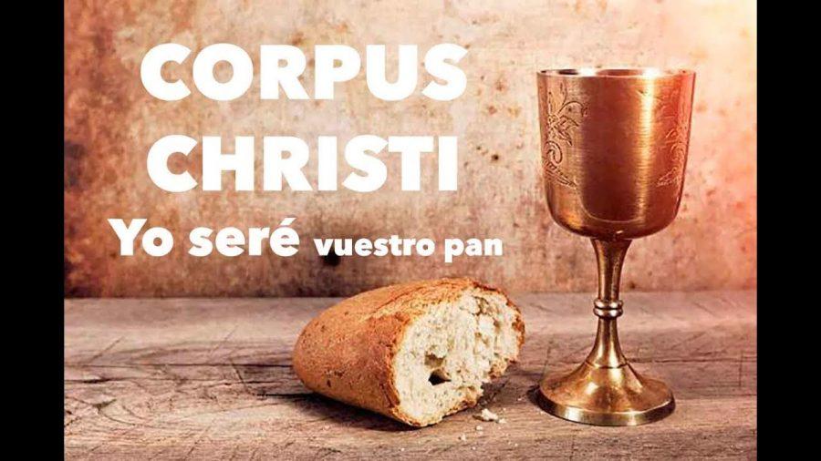 Guión eucaristía Domingo Solemnidad de Corpus Christi