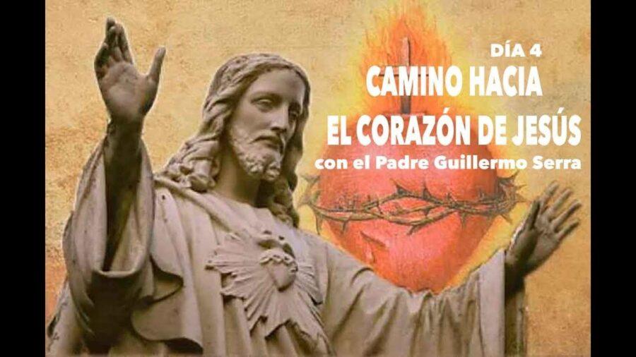 Camino hacia el corazón de Jesús