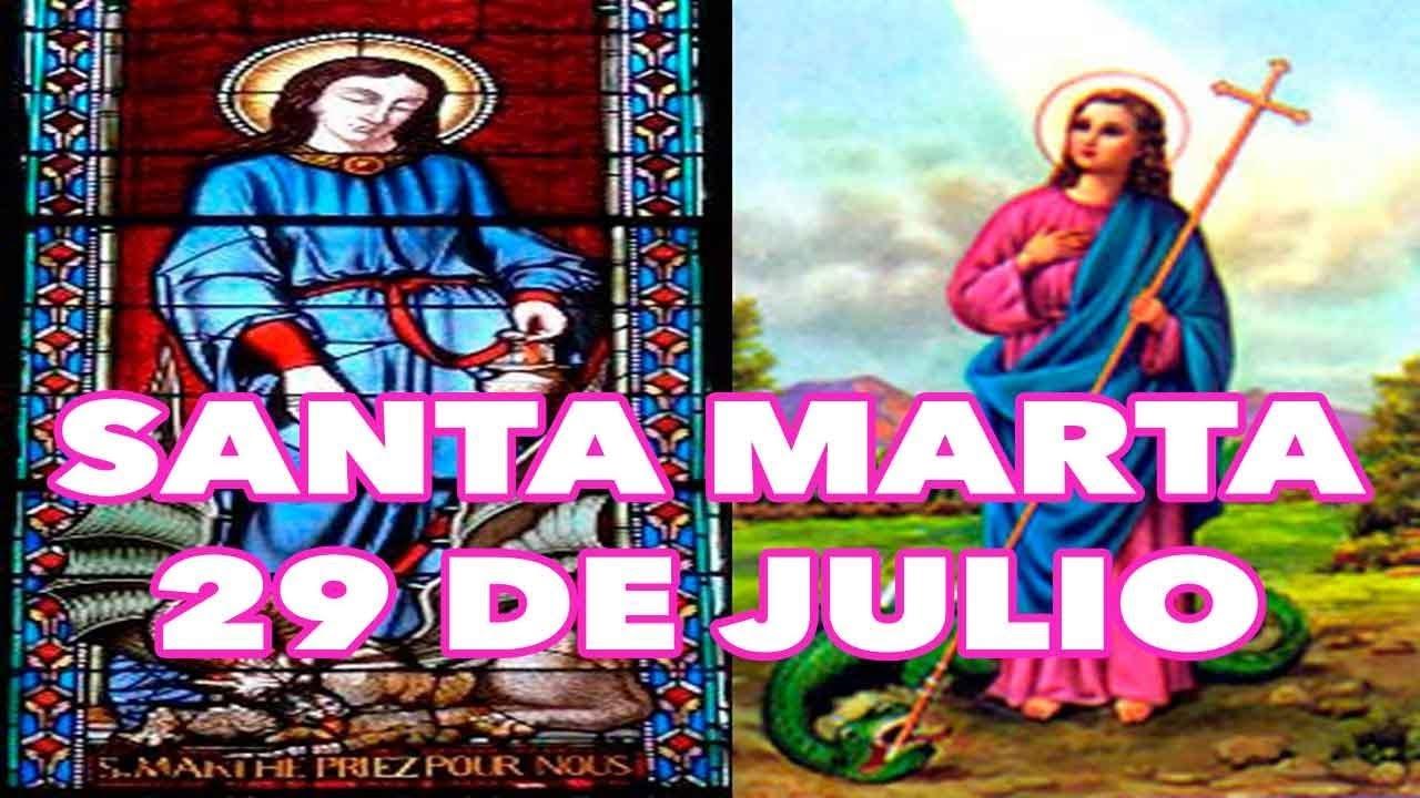 Evangelio del día 29 de julio