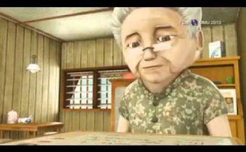 Video Corto: Cambiando baterías - Emotiva historia de una anciana y un robot