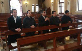 Diáconos para la Iglesia de Lima