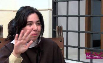Entrevista a Ana Martínez Novicia Orden Carmelitas Descalzas