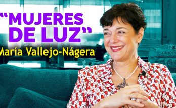 """María Vallejo-Nágera libro """"Mujeres de Luz"""""""