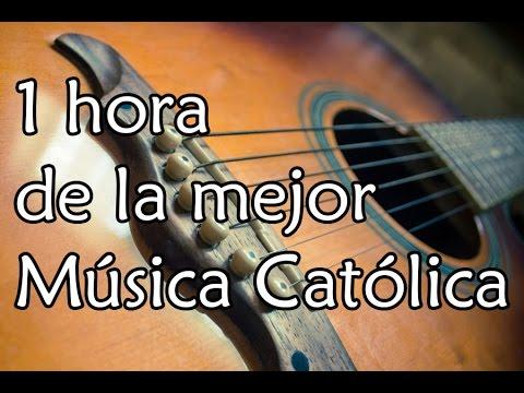 Una hora de música católica