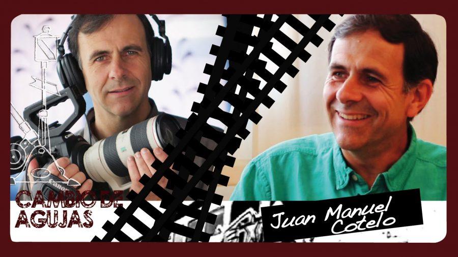 Entrevista a Juan Manuel Cotelo en el programa Cambio de agujas
