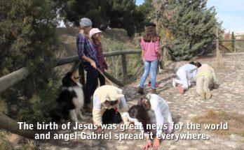 La primera Navidad, un curioso corto realizado por niños/as de 12 años