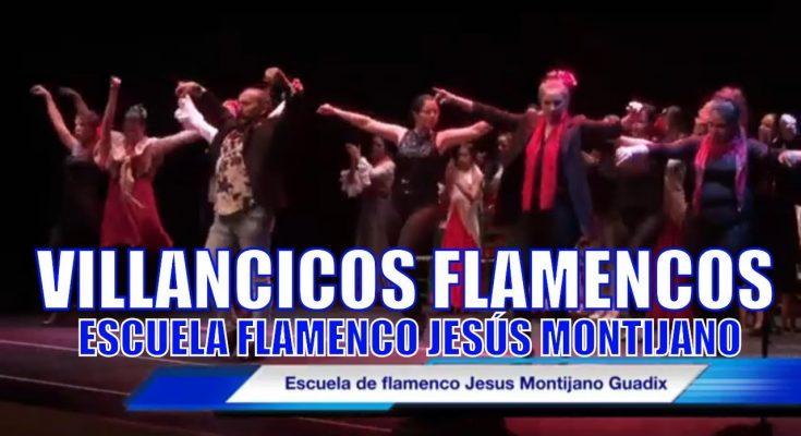 Baile Villancico flamenco