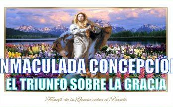 La Inmaculada, el Triunfo de la Gracía - Power point