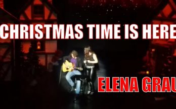 Christmas time is here por Elena Grau [Vídeo]
