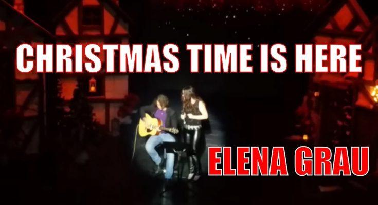 Christmas time is here por Elena Grau [Vídeo]