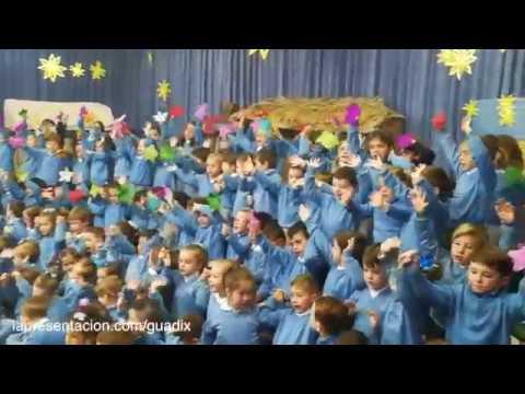 Vuela, vuela - Maravilloso villancico cantado por niños de Educación Infantil
