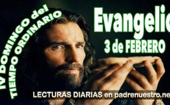 Evangelio del Domingo IV Tiempo Ordinario Ciclo C