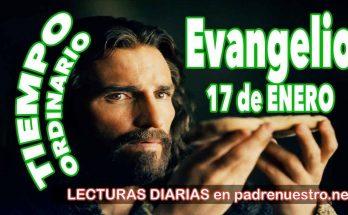 Evangelio del día 17 de enero