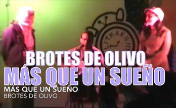 Más que un sueño | BROTES de OLIVO