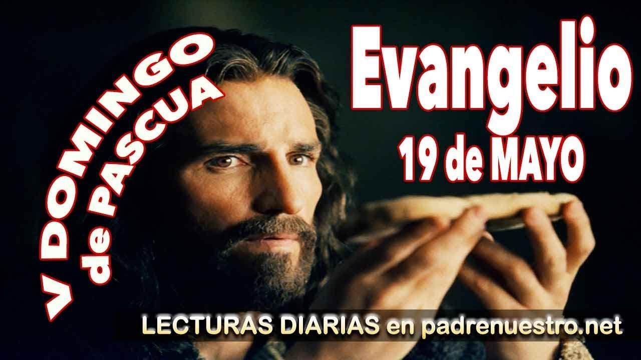 UN MANDAMIENTO NUEVO - V Domingo de Pascua
