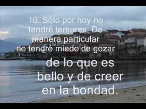 [Video] Decálogo de La Serenidad por Juan XXIII