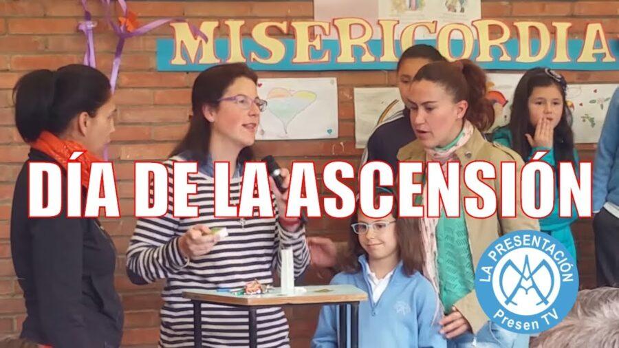 El día de la Ascensión explicado para niños