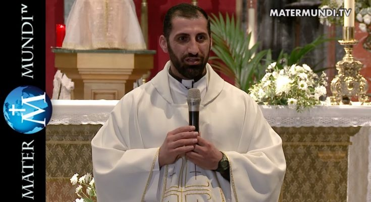 Mataron a su hermano y le persiguieron por su fe: emocionante testimonio del P. Naim
