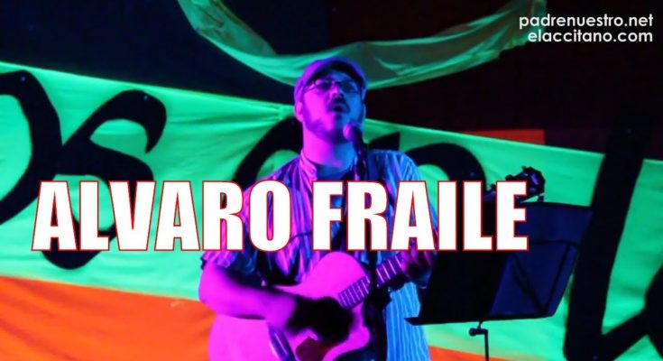 Levantate y anda de Alvaro Fraile