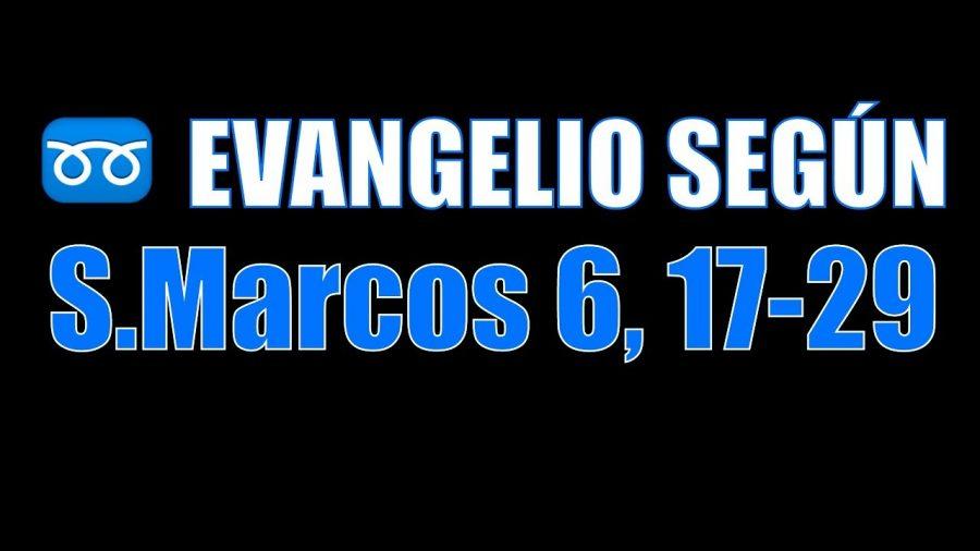 Evangelio del día 29 de agosto - Martirio de San Juan Bautista