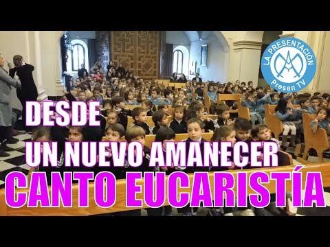 Desde un nuevo amanecer | Canciones de misa para niños