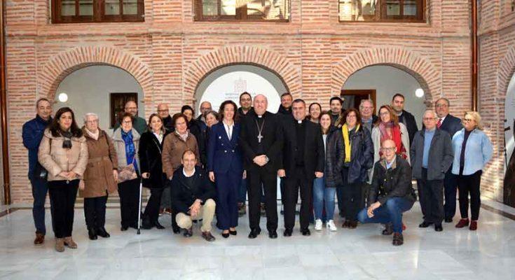 Consejo diocesano de laicos