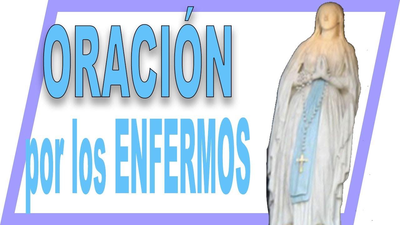 Oración a la Virgen de Lourdes