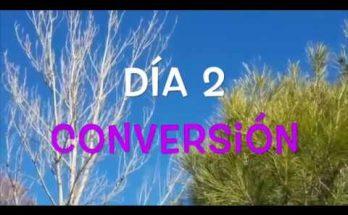 Camino de Cuaresma - Día 2 Conversión