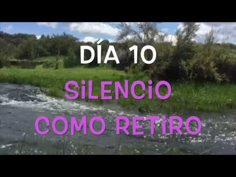 Camino de Cuaresma - Silencio como retiro
