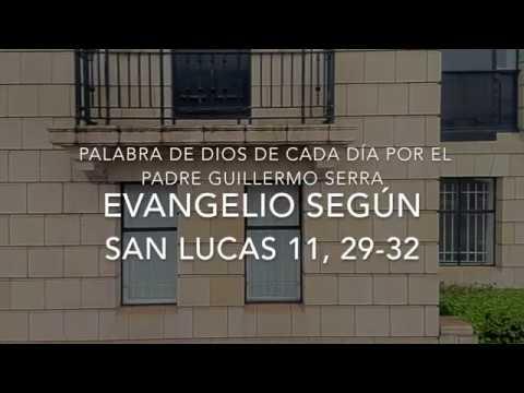 Evangelio según San Lucas 11, 29-32