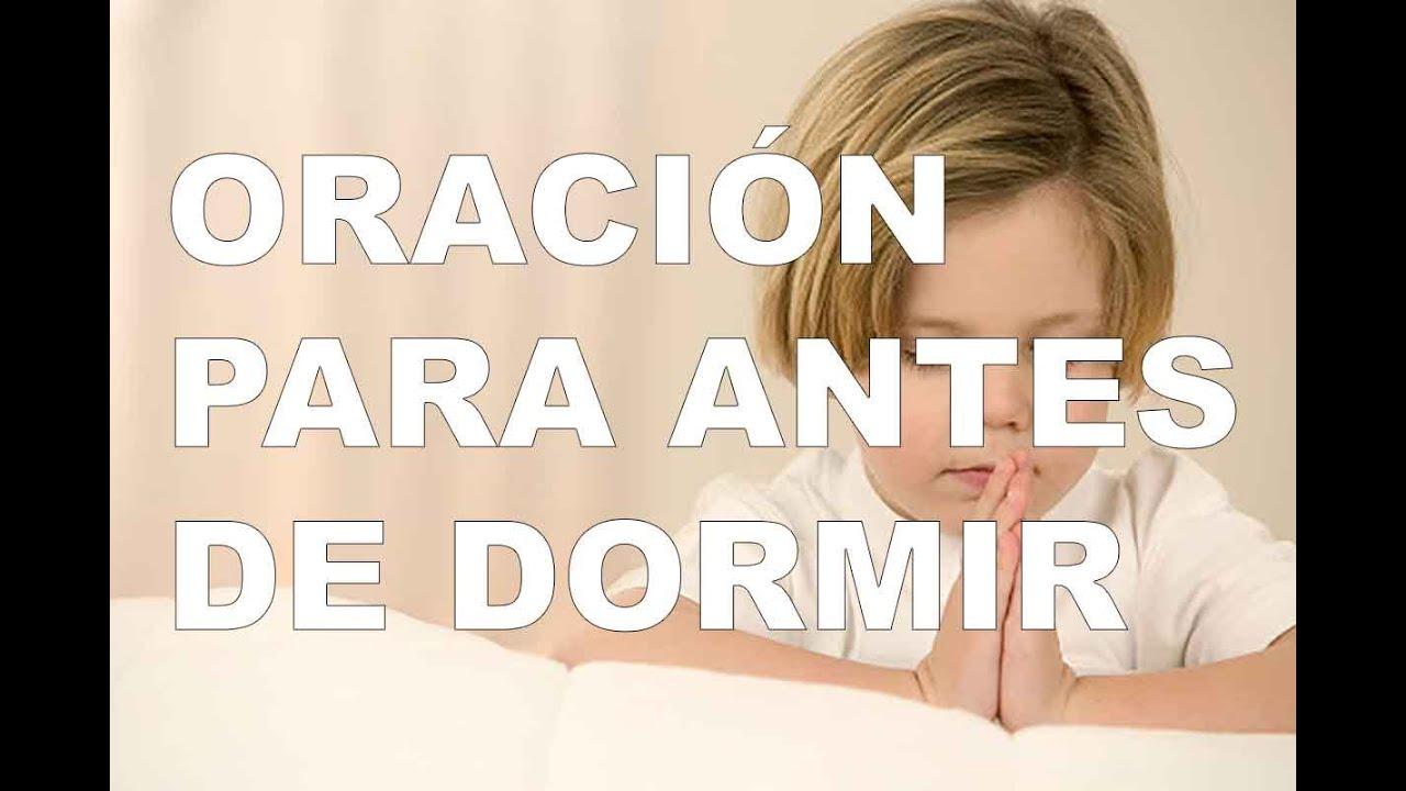 """Oraciones Cristianas: """"Oración para niños antes de dormir"""""""