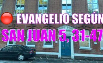 Evangelio del día 26 de marzo