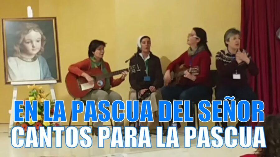 En la Pascua del Señor - Canto del grupo Ixcís [Cover]